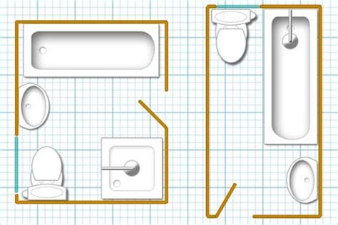 small bathroom floor plans remodeling your small bathroom ideas