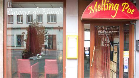 melting pot in strasbourg restaurant reviews menu and prices thefork