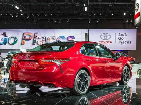 2017 Toyota Camry Se New Car Prices Kelley Blue Book