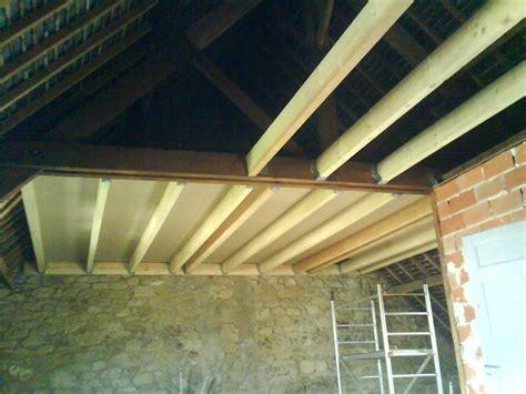 la construction de la mezzanine