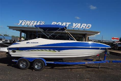 Larson Boats Texas by Larson Senza Boats For Sale In Texas