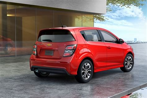 2018 Chevrolet Sonic  Redesign, Changes, Release Date, Price