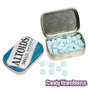Altoids Smalls Mint Tins - Wintergreen: 9-Piece Box ...
