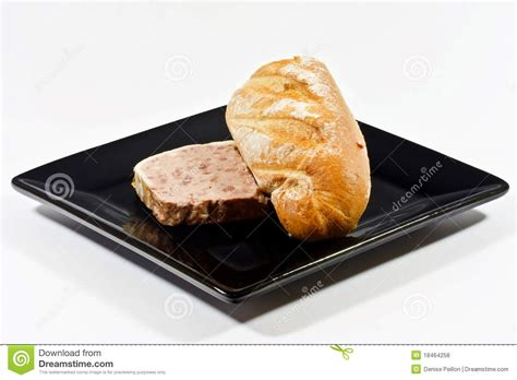 pate and bread royalty free stock photos image 18464258