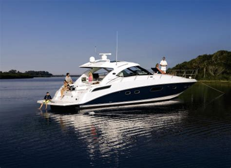 Sea Ray Boats Warranty by Sea Ray 470 Sundancer 2011 2011 Reviews Performance