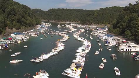 Lake Of Ozarks Boat Rental Close To Party Cove by Harmon Creek Poker Run Weekend 2014 Youtube