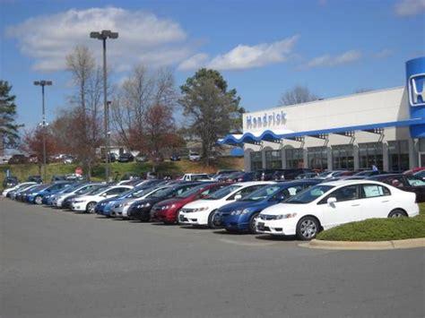 Hendrick Honda-charlotte Car Dealership In Charlotte, Nc