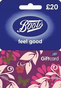 Boots Gift Cards Voucherline