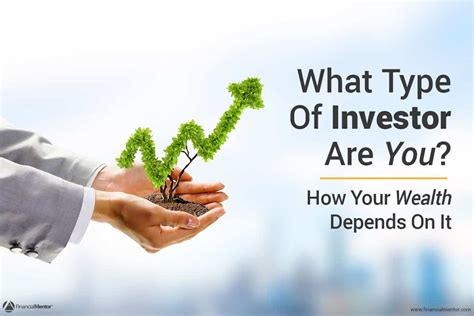 3 Types Of Investors  Which One Are You? Take This Test