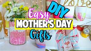 Easy DIY Mother's Day Gift Ideas! Last Minute - YouTube
