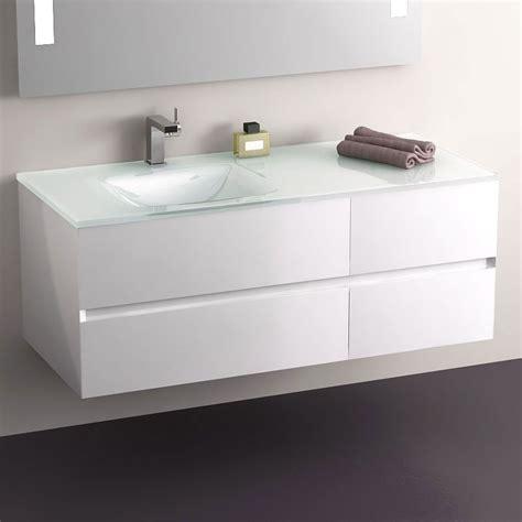 meuble salle de bain 120 cm simple vasque carrelage salle de bain