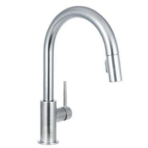 pull faucets kitchen faucets kitchen the home depot
