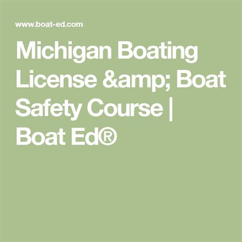 Online Boating License by Best 25 Boating License Ideas On Pinterest Ca Drivers