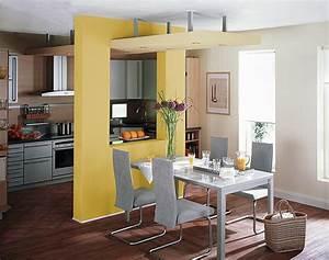 Wohn Esszimmer Küche : wohnideen wohn essbereich ~ Markanthonyermac.com Haus und Dekorationen