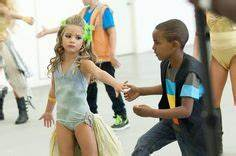 Dance Moms Miami Lucas and Kimmy during their tango shoot ...