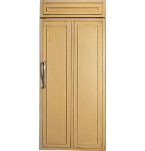 "ZIR360NXRH  GE Monogram® 36"" BuiltIn AllRefrigerator"