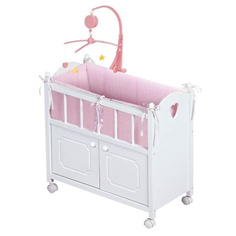 baby cribs at target badger basket doll crib with cabinet target