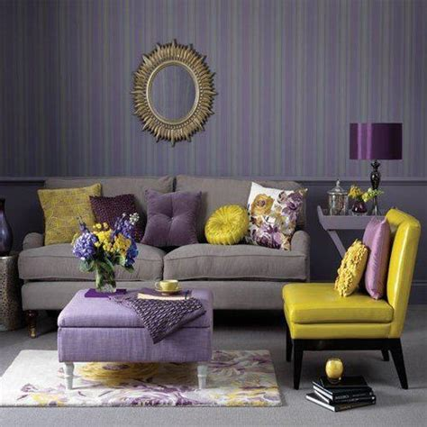 grey and purple living room pictures theme design purple and gold color combination before