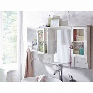 Spiegelschrank Shabby Chic : 1000 images about wellness oase on pinterest bath white sideboard and shops ~ Markanthonyermac.com Haus und Dekorationen
