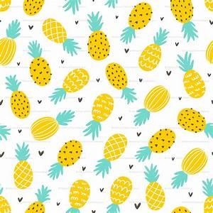 Cute Pineapple Wallpapers - impremedia.net