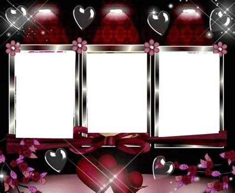 montage photo un cadre 3 photos pixiz