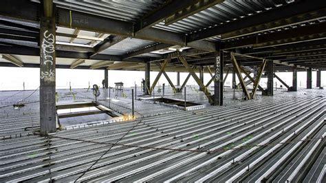metal decking precast concrete units mclh you ma
