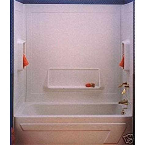 54 x 27 bathtub with surround one bathtub surround 171 bathroom design