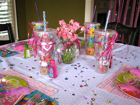 Home Kids Spa Party