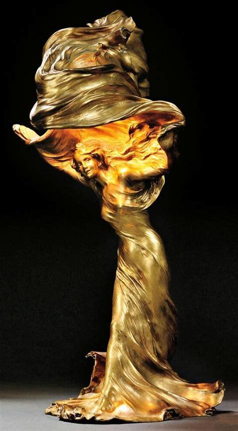 17 best images about loie fuller nouvea dancer on auction vintage