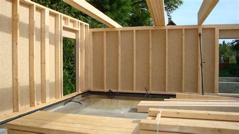 montage panneaux maison ossature bois