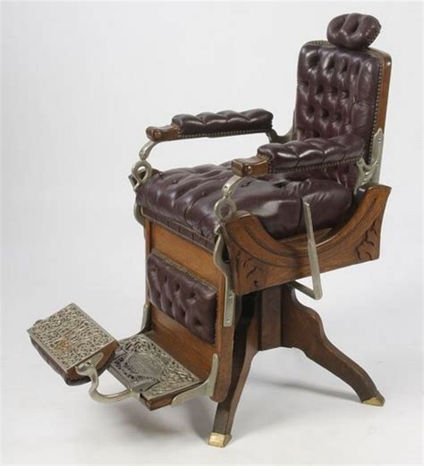 koken barber chair history