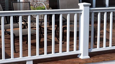 commercial railing certainteed