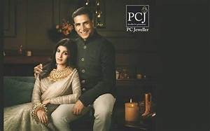 Star couple Akshay, Twinkle to endorse jewellery brand PC ...