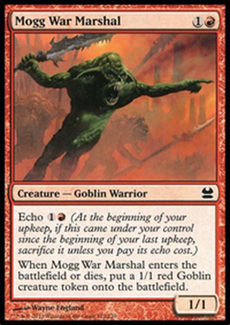 all the goblins modern mtg deck