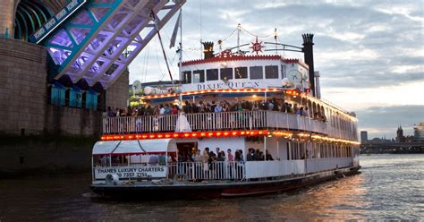 Party Boat East London by Dixie Queen Fleet Thames Luxury Charters
