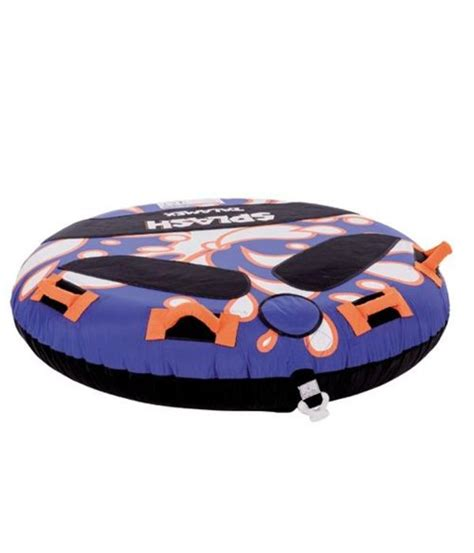 1 Persoons Rubberboot by Talamex Funtube Splash 1 Persoons 138 Cm Rubberboot Expert