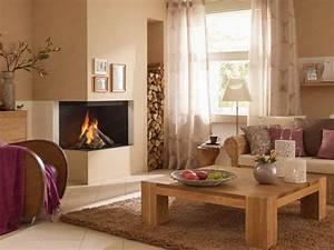 Wohnzimmer Wandfarbe Sand : ideen wandfarbe wohnzimmer ~ Markanthonyermac.com Haus und Dekorationen