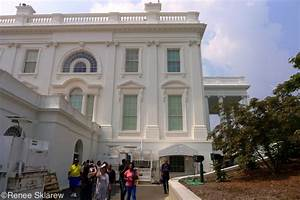 White House Tour with Renee Sklarew - The Unofficial Guides