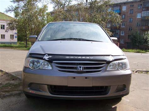 2000 Honda Odyssey Transmission Problems