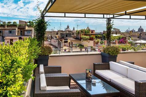 Roof Top Terrace : I Sofà Bar Restaurant & Roof Terrace In Rome