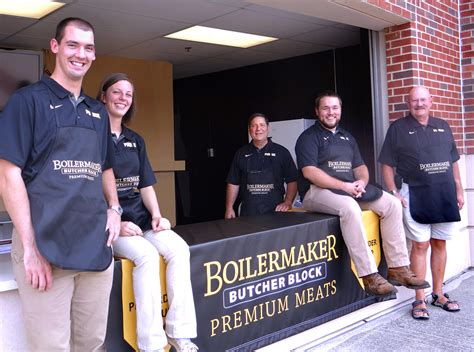 Boilermaker Butcher Block Offers Preordered Meat For