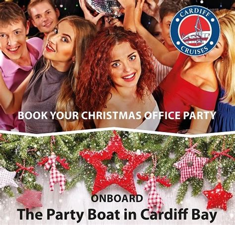 Party Boat Cardiff Bay by Cardiff Christmas Party Cardiff Cruises