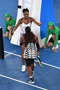 'Sister Act'! Serena beats Venus to win 7th Australian ...
