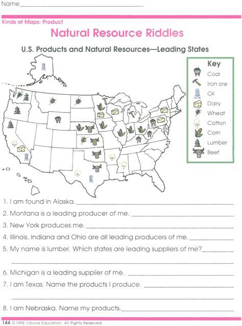 Reading A Map Legend Worksheet Worksheets For All