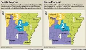 Lawmakers Returning To To Address Redistricting | NWADG