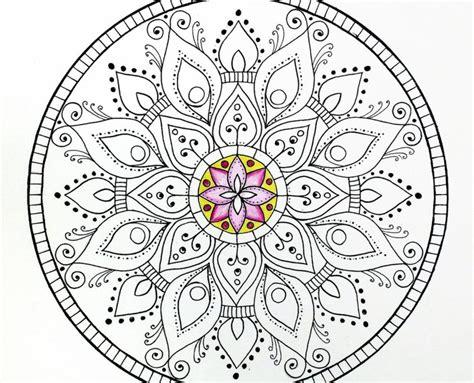 Mandalas Für Erwachsene Und Kinder. Alle Mandalavorlagen