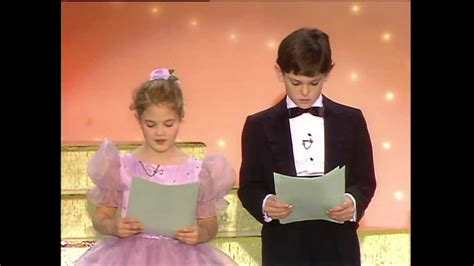 Drew Barrymore & Henry Thomas Reading