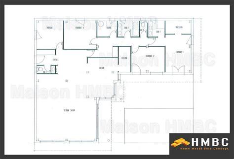 constructeur de maison contemporaine de 167m2 elodie hmbc home metal bois concept maison