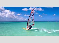 Windsurfing & surfing waves San Blas Islands