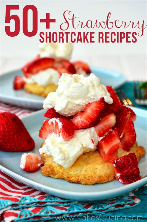 strawberry shortcake with food cake cookies and strawberry shortcake with toasted